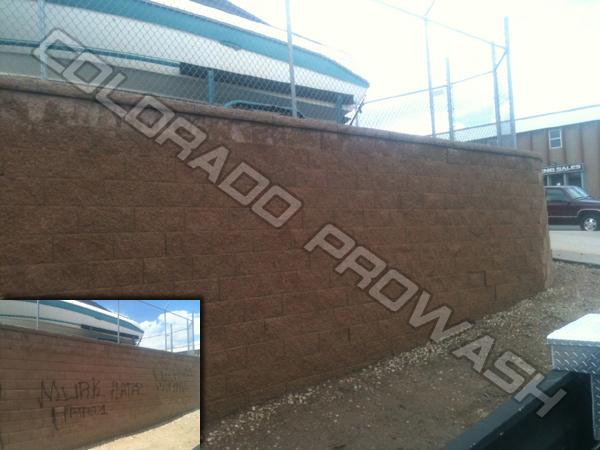 Denver Graffiti Removal